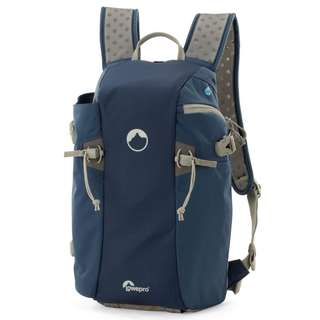 LOWEPRO FLIPSIDE SPORT 10L AW BACKPACK - GALAXY BLUE/LIGHT GREY
