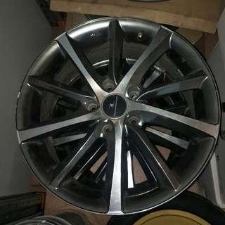 17 inch used rims