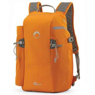 LOWEPRO FLIPSIDE SPORT 15L AW - ORANGE/LIGHT GREY