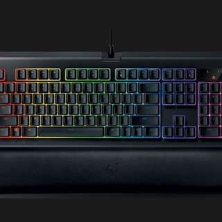 Razer Blackwidow Chroma v2 (green)