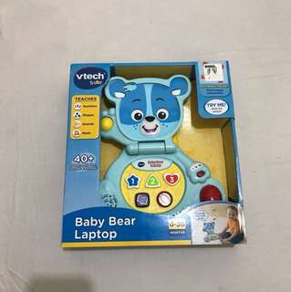 Brand new Vtech baby laptop