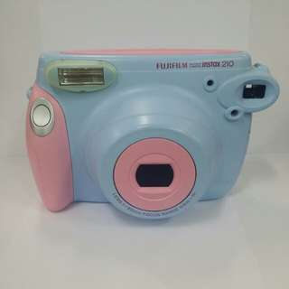 Pre-owned Fujifilm Instax camera instax 210