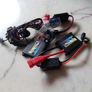 H7 HID Kit 6000k