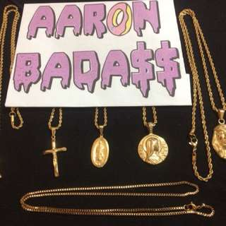 """Dadhat """"off"""" & Goldchain No fading"""
