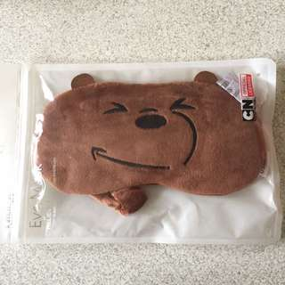 🚚 熊熊遇見你 咱們裸熊 眼罩