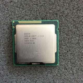 Intel Core i3 2120, 2 cores, 4 Threads, 3.30GHz, LGA1155