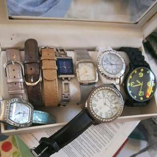 Take-All watches