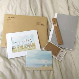 BTS Season's Greetings Loose