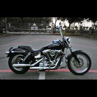 2021 Harley Davidson Dyna Low Rider (FXDL)