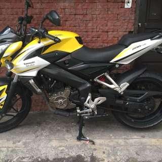 Kawasaki Rouser NS200