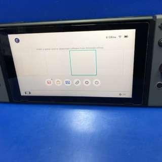 任天堂 Switch 灰色 日版 9成新