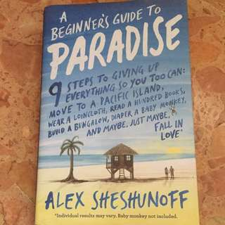 Travel Literature: A beginner's guide to paradise