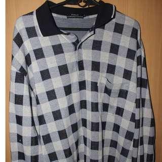 US POLO CLUB Checkered Long sleeves