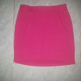 Rok pendek for senam