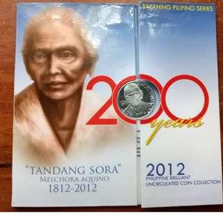 Tandang Sora Bayani Series Commemorative Coins Set, Collectible