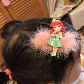 韓國制公主夾 - Ariel 美人魚公主 (熱賣中)