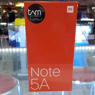 Xiaomi Redmi Note 5A 2/16GB Grey Grns TAM