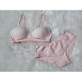 Amitie Bra soft pink