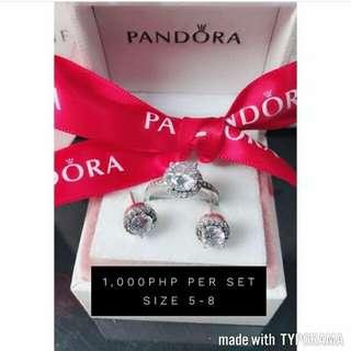 Pandora Jewelry Set (actual)