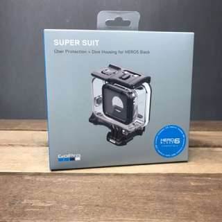 Waterproof Case - SYPERSUIT GOPRO HERO 6 BLACK