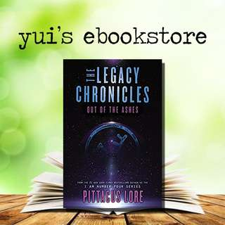 YUI'S EBOOKSTORE - OUT OF THE ASHES - LEGACY CHRONICLES #1