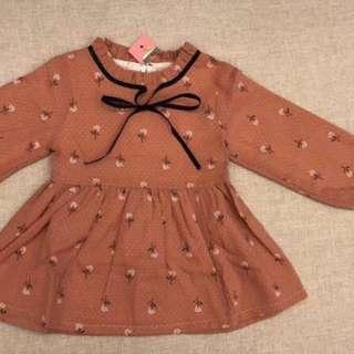 Baby girl princess dress