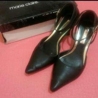Marie Claire Black Shoes