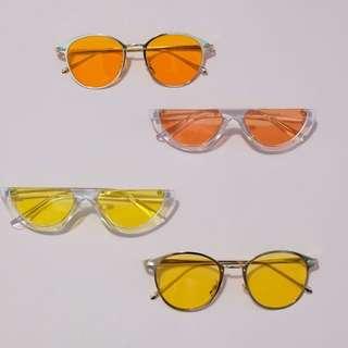 Summer Glasses