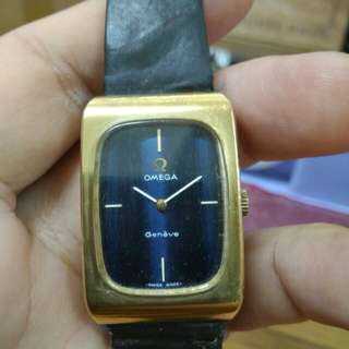 Vintage Omega midsized watch