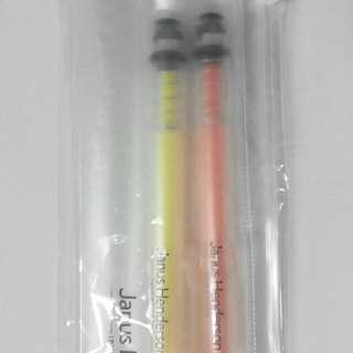 Mechanical highlight pens