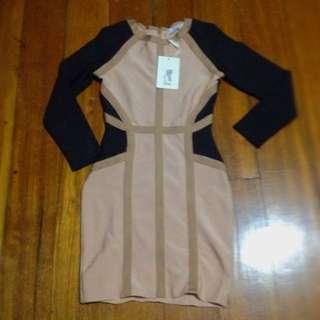 Bandage Dress | Long Sleeve