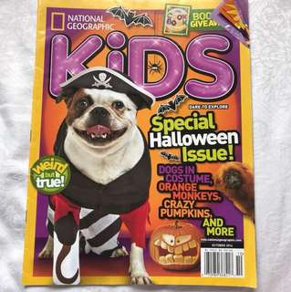 National Geographic Kids 2014