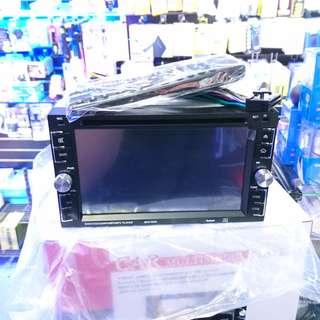 """Car Audio system 7"""" inch Bluetooth DVD FM USB MP3 Phone AUX"""