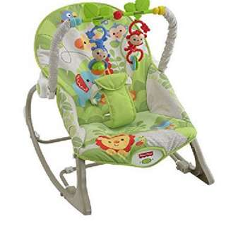 FISHER PRICE ROCKER ORI