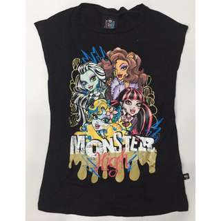 Monster High Premium Graphic Tee