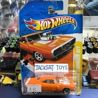 風火輪 hotwheels 70 Dodge Charger R/T