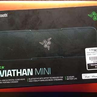 Razer Leviathan Mini + Goliathus