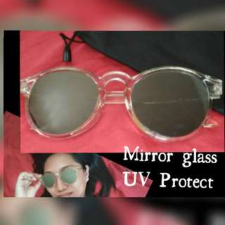 Mirror eyewear