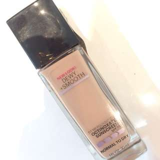 Maybelline - Fit me foundation