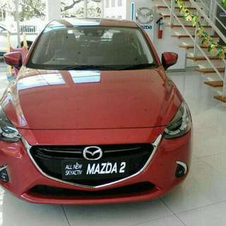 New car Mazda 2 all new