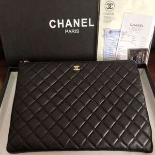 CHANEL Luxury Clutch