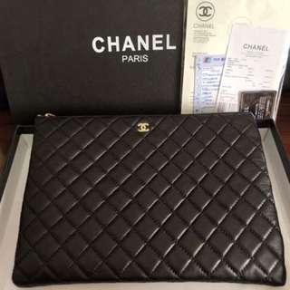 CHANEL Luxury Clutch