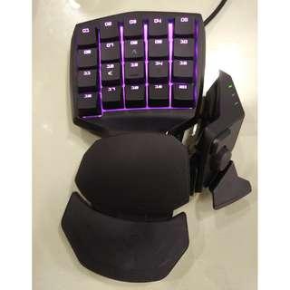 Razer Orbweaver Chroma - Elite RGB Gaming Keypad