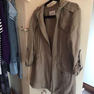 Country road anorak jacket