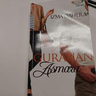 "Preloved Malay Novel ""Gurauan Asmara"""