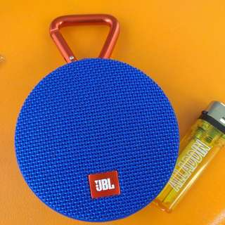 Portable JBL speakers
