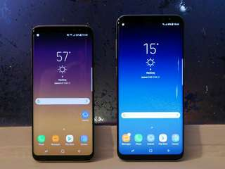 Samsung Galaxy S8+ bisa di cicil proses cepat kaga ribet