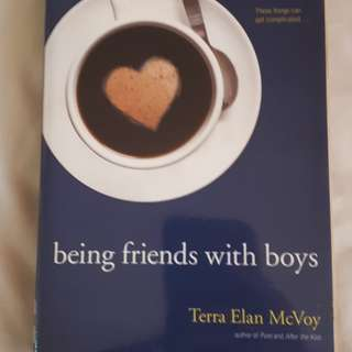 Being Friends With Boys (pre-loved)