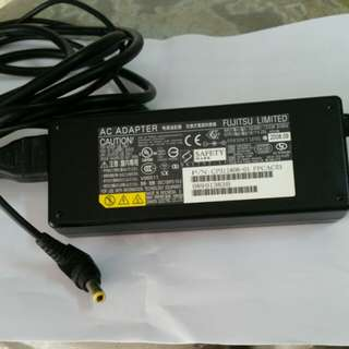 FUJITSU laptop charger 19v..4.22A good condition only $15
