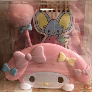 My melody stationery set 文具